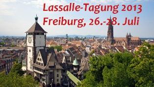 Lassalle-Tagung 26-28.7.2013 in Freiburg